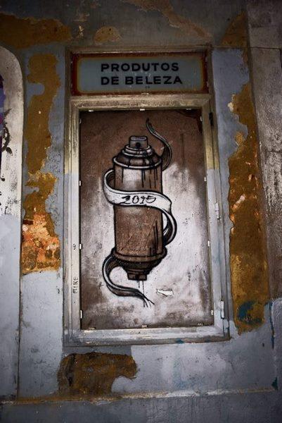 Street's Art Lisbonne