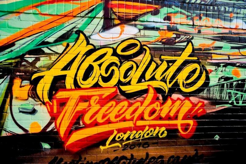 Urban Streets Art
