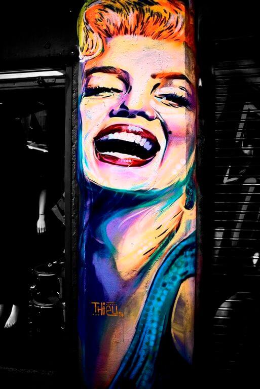Streets art london